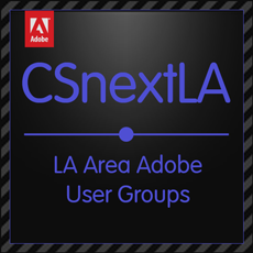 LA user group logo